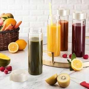 Komax Juice Bottles