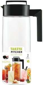 Takeya Patented and Airtight Pitcher