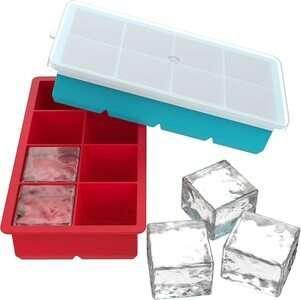 Vremi Large Silicone Ice Cube