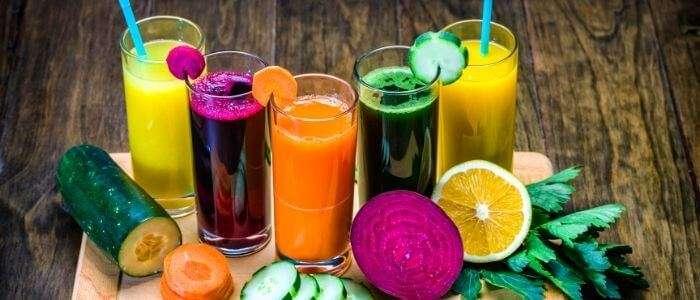 Benefits of Drinking Vegetable Juice