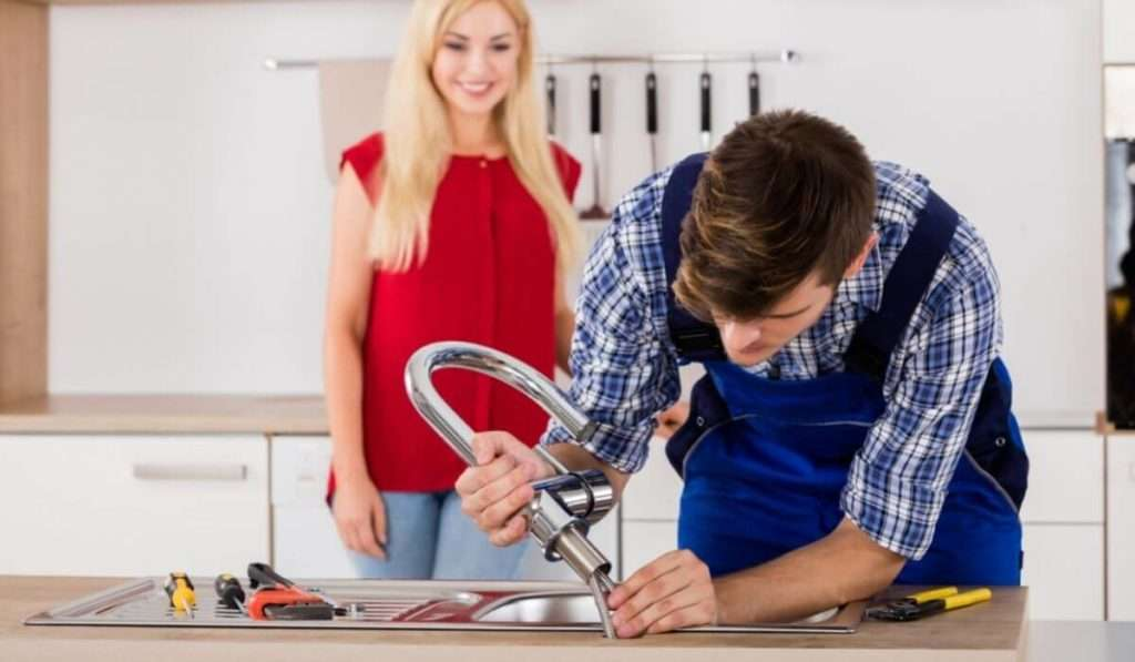 Featured Image How to Install a Kitchen Faucet
