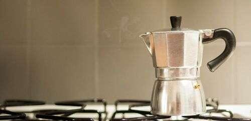 Add Heat to Stovetop Espresso Maker