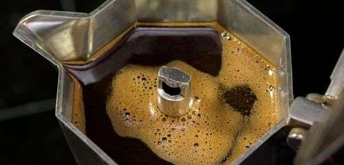 Let The Coffee Flow