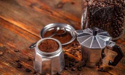 Moka Pot Brewing